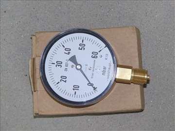 Manometar za male pritiske 0-60 mbar - weishaupt -