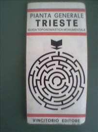 Trieste, Pianta generale