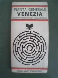 Venezia, Pianta generale