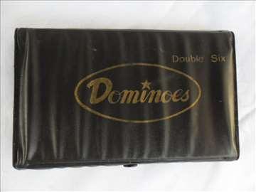 "Domine ""Dominos"" duplo 6,vintage"