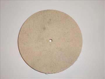 Filč za poliranje 125 mm