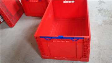 Plasticne gajbice iz Nemacke rasklopive