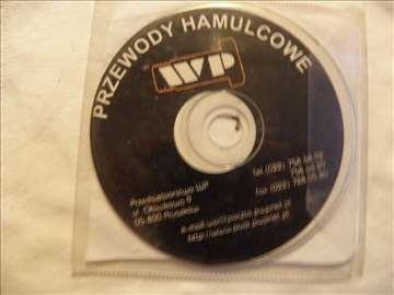 CD  o cevima za kocnice,Poljska