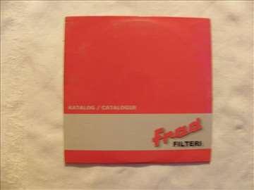 CD  o filterima Frad