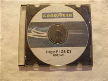 CD o gumama Good Year F 1  GS-D3,eng.