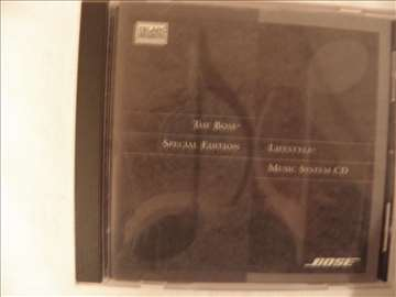 CD The Bose Special Edition Lifestyle Music Syst