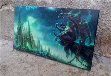 Illidan Stormrage, World of Warcraft