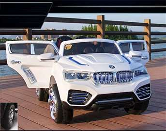 BMW X5, wi-fi, radio, kožno sedište - NOVO-AKCIJA