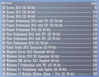 Microsoft programi