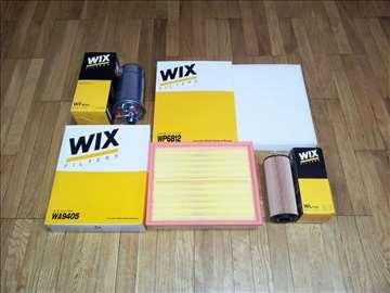 WIX filteri za sve modele WIX