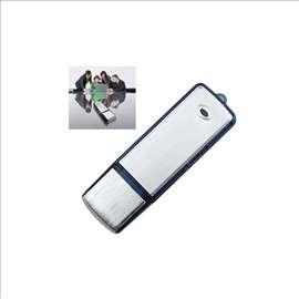 USB snimač prisluškivač razgovora 8GB
