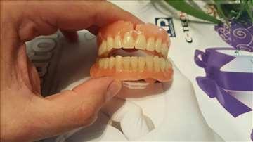 Izrada zubnih proteza