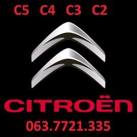 Citroen C5 C4 C3 C2 polovni orginalni delovi