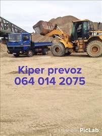 Kiper prevoz do 5t-3kubika