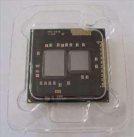 Intel i3-370M, 2,4GHz, novo, 3MB