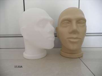 Muške i ženske glave
