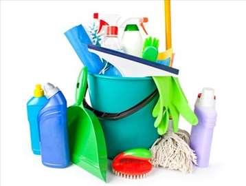 Čišćenje stanova i poslovnog prostora