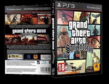 GTA San Andreas HD za PlayStation 3