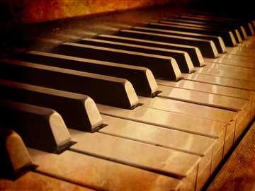 Časovi klavira, muzičke teorije i kompozicije