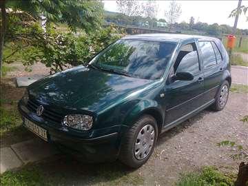 VW Golf IV 1.9 tdi  4 motion