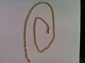 Zlatan lanac 10gr 585 60cm