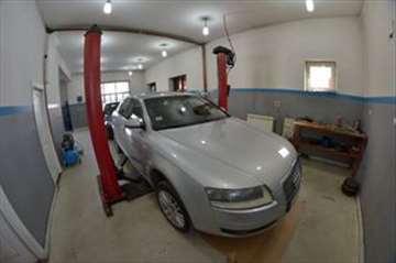 Auto mehanika, elektrika Tomasović Car System