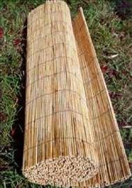 Gusto pletena trska