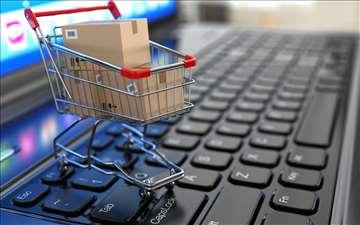 Obrada slika, opis proizvoda za potrebe Web shop-a