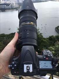 Prodajem Nikon D810 + objektiv 70-200mm f/2.8