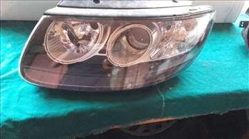 Hyundai Santa Fe levi far