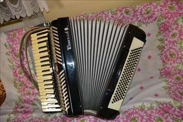 Klavirska harmonika Parrot S