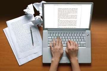 Pisanje svih vrsta radova i prevod sa engleskog