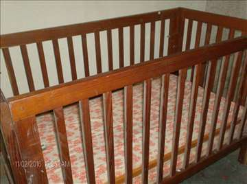 Prodajem dečiji krevetac