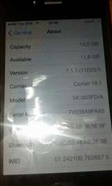 iPhone 4 16gb sim free