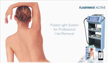 Cerri IPL - aparat za fotoepilaciju