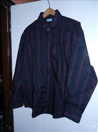 Identic crna muška košulja