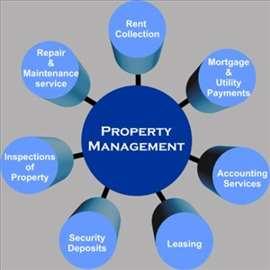 Nadzor izdatih nekretnina - Property Management