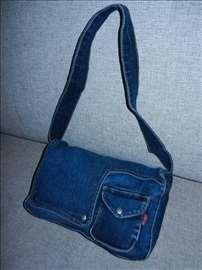 TEKSAS uniseks tašna-torbica sa džepom