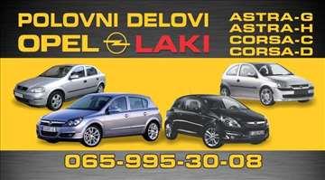 Opel Zafira A i B