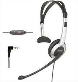 Naglavne slušalice za telefone, Panasonic
