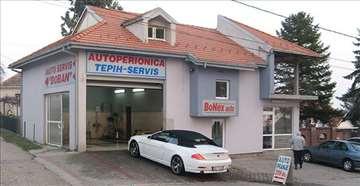 BONEX AUTO servis menjača, mehanika, perionica