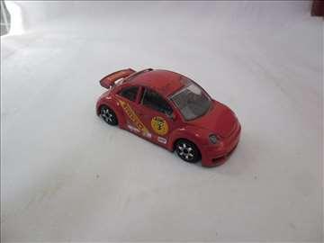 Burago VW Beetle, 1:43,Italy, izgreban