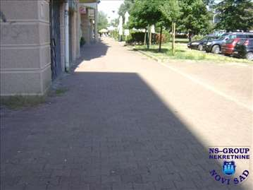 Novi Sad, Spens, Lokal, 76m2