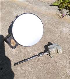 Poklopac i C.B. rezervoara za Pasat B5