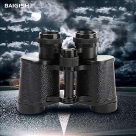 Ruski dvogled Baigish 8x30 crni