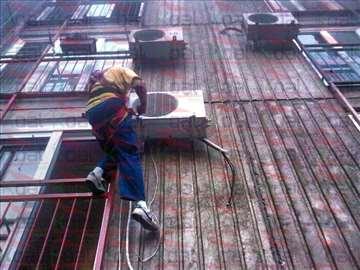 Prodaja, gradnja i servis klima uređaja
