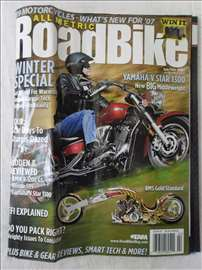 Časopis Road Bike 1/2/2007