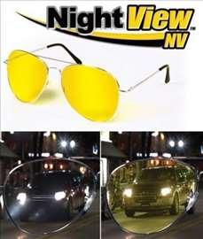 Naočare za noćnu vožnju - novo