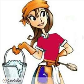Usluge čišćenja i peglanja