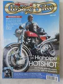 Časopis Classic Bike  5/2001